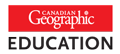 Canadian Geographic Education logo